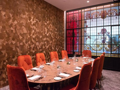 Image of 5 private dining rooms to impress your guests